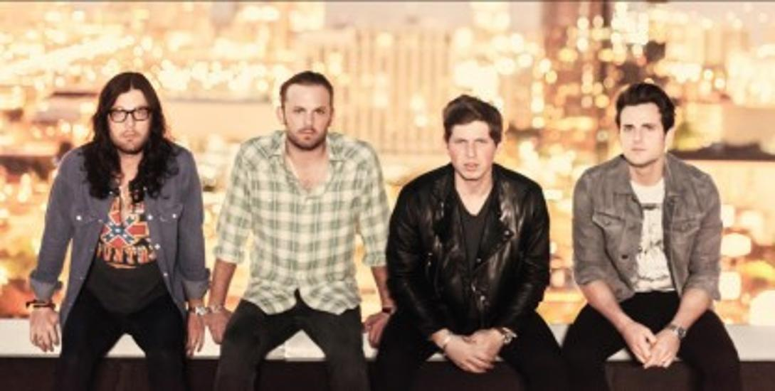 Kings Of Leon Arrives To Sziget Festival Budapest