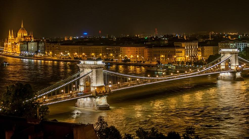 Harper's Bazaar: Budapest Among Europe's 10 Most Underrated Cities