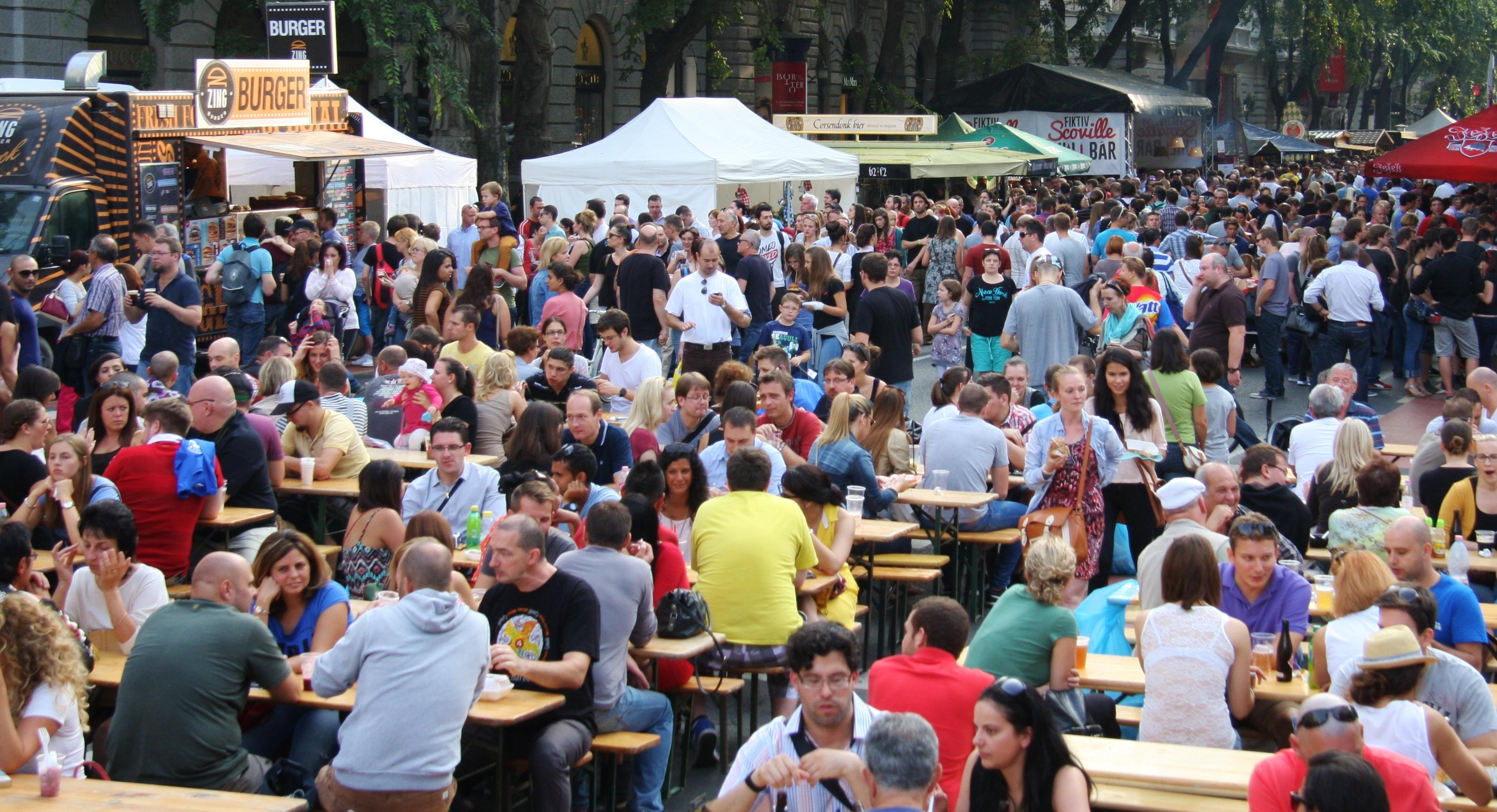 Főzdefeszt Craft-Beer & Street Food Show, 5 – 7 June