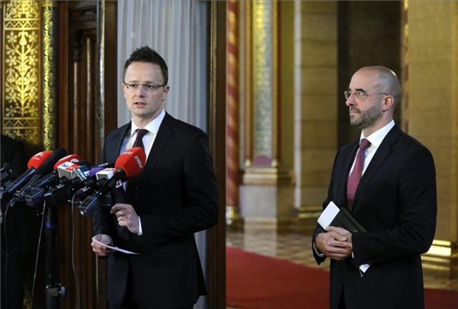 Szijjártó: Hungary Wants Consultations On Illegal Migration