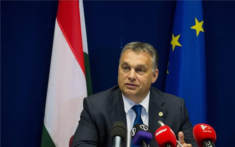 "Hungary & V4 Countries ""Lobbied Successfully"" Against Migration Quota"