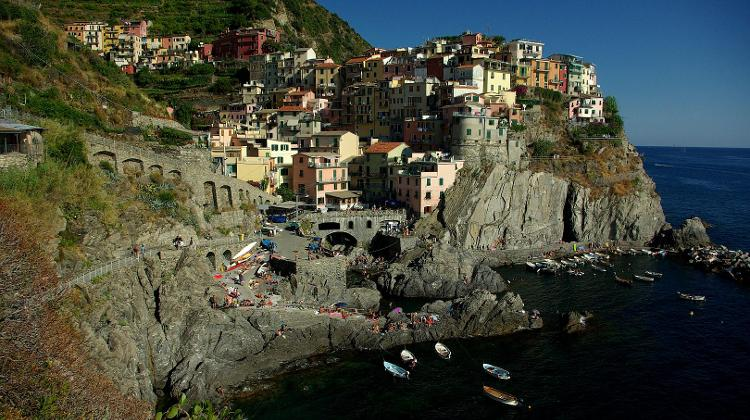 Escape From Budapest To Cinque Terre