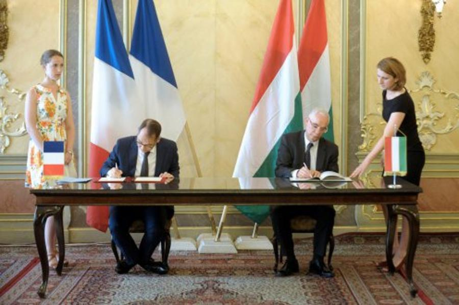 Hungary & France Sign Movie Production Cooperation Deal