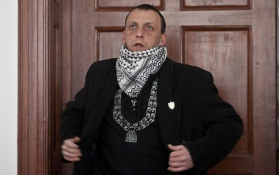 Hungarian Paramilitary Leader Suspected Of Promoting Illegal Immigration