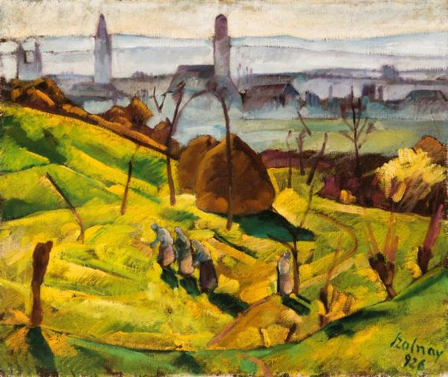 Ends On 23 August: Art In Transylvania, National Gallery