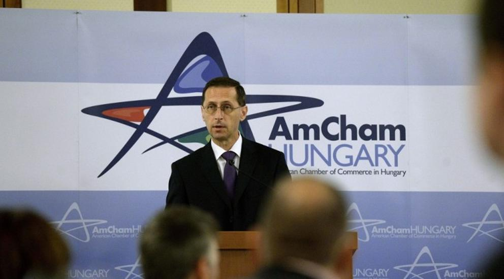 Economy Minister Hails American Contribution To Hungary's Economy