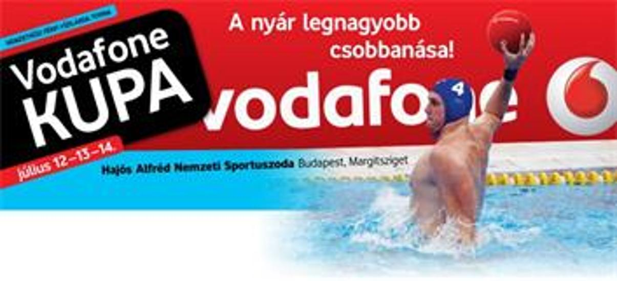 Vodafone Water Polo Cup On Margaret Island  Budapest