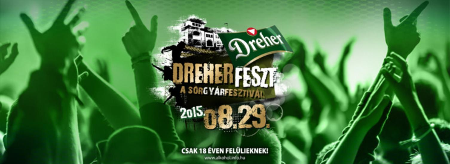 DreherFeszt, Beer Brewery Party, 29 August