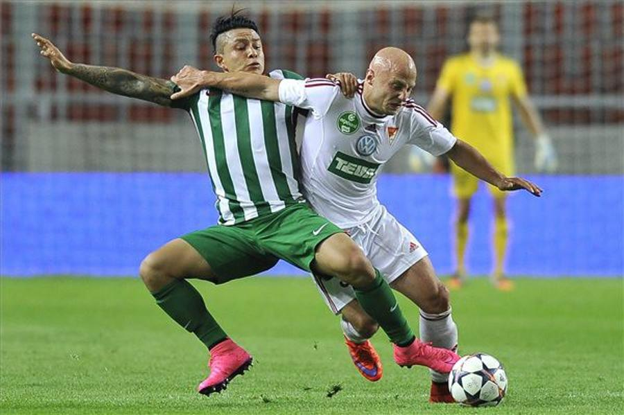 Hungarian Football: Ferencváros Forge Further Ahead