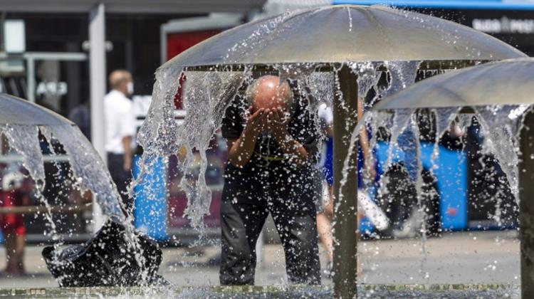 Budapest Sets New Temperature Record