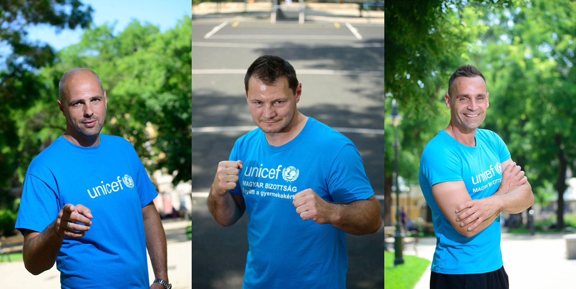 Join Team Unicef Budapest And Save Lives