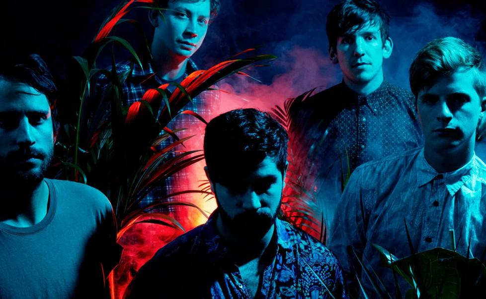 Foals (UK), Sziget Budapest, 13 August 7.30pm
