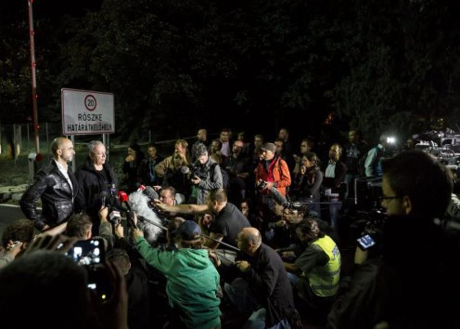 All Conditions For Requesting Asylum Remain Available In Hungary