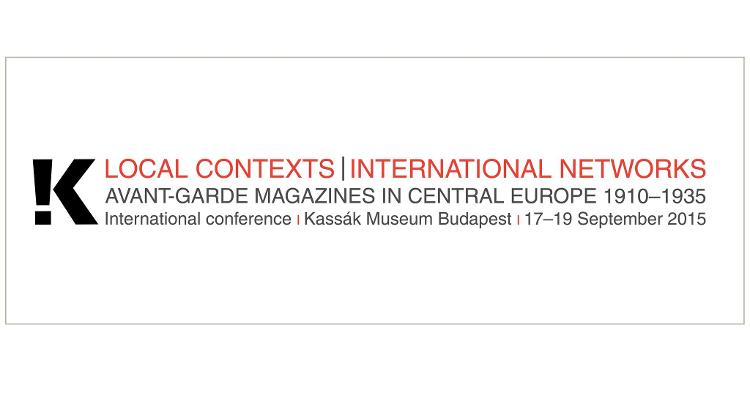 Central European Avant-Garde Magazine Conference, Budapest, 17–19 September