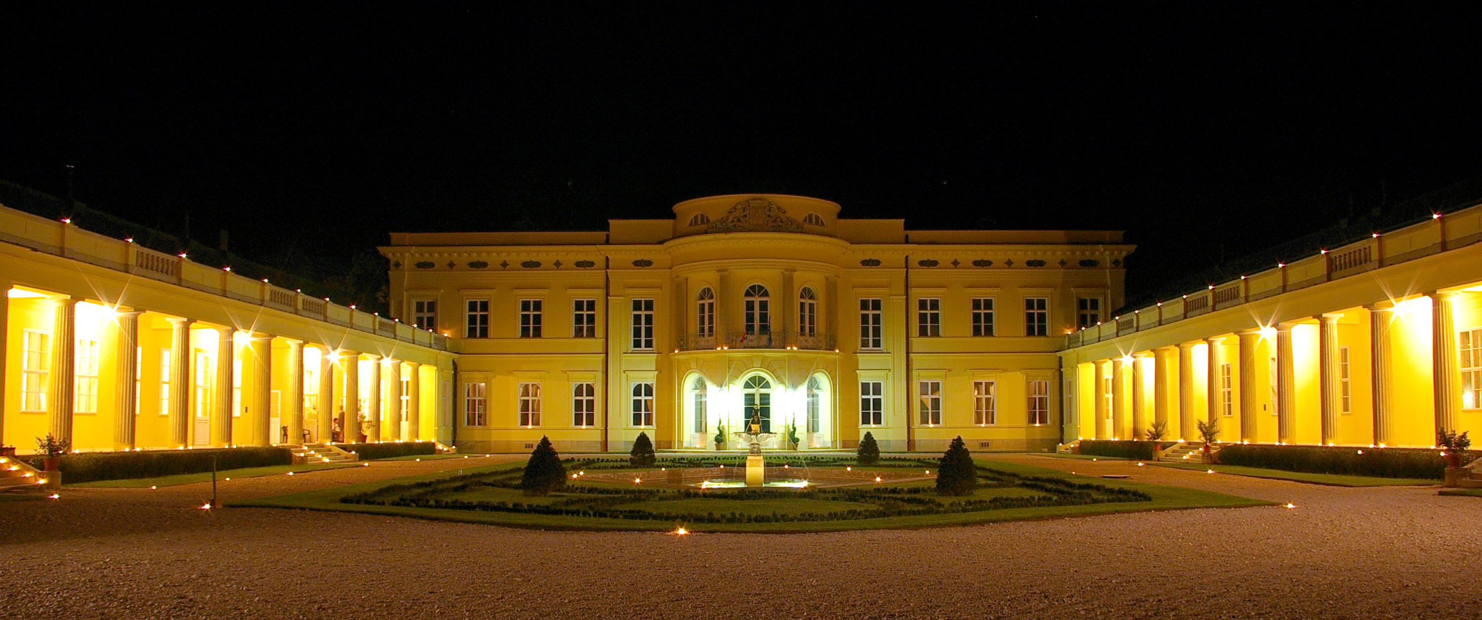European String Quartet Festival, Károlyi Castle, Hungary, 25 - 27 September