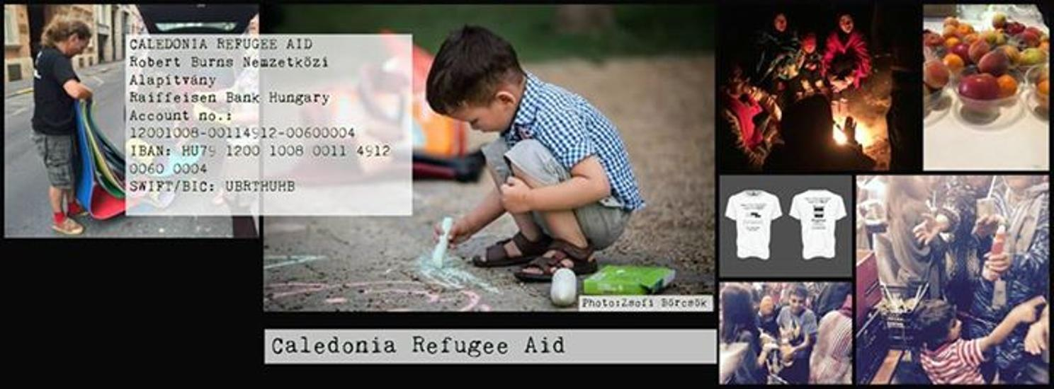 You Can Help Migrants Via Expat Pub's 'Refugee Aid Caledonia'