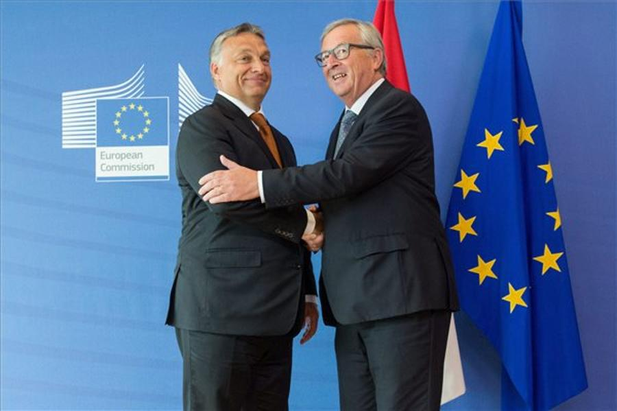 Hungarian Opposition Mixed On Juncker Proposal