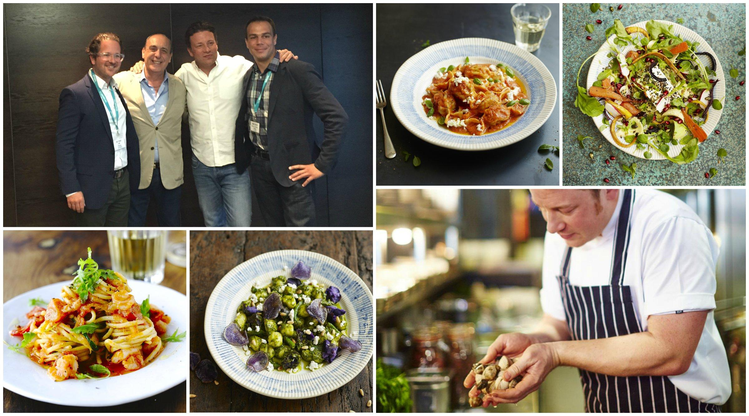 Jamie Oliver To Open Italian In Budapest, His First Restaurant In Central-Europe
