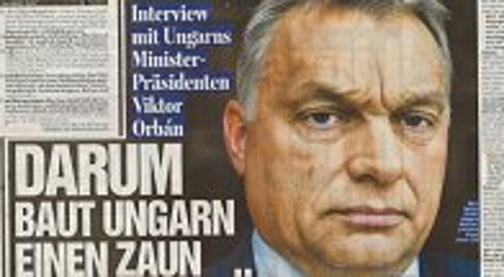 Hungary's PM: We All Feel Sympathy For The Migrants, But We Must Act