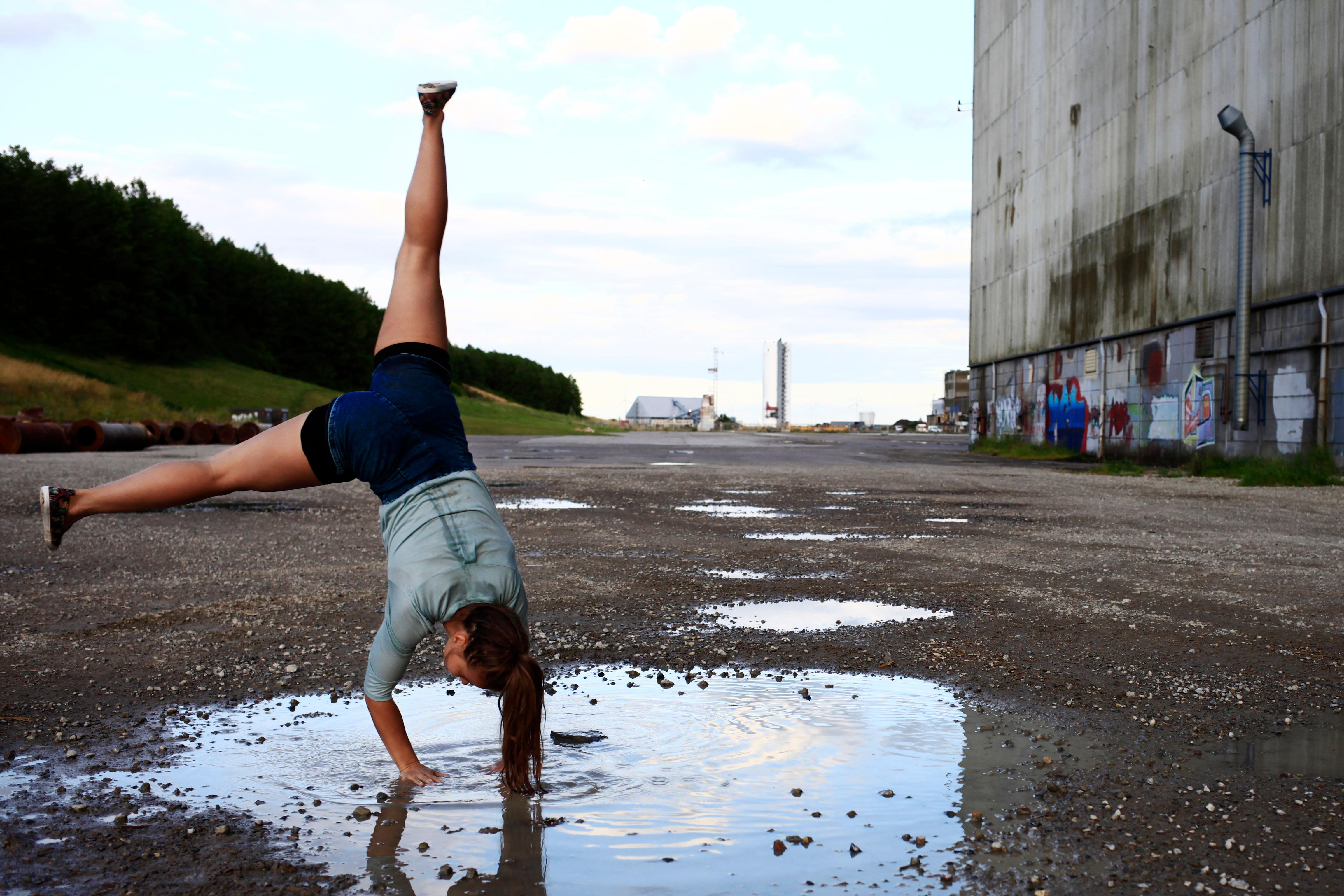 Dance Theatre On The Streets Of Budapest, 25 – 26 September