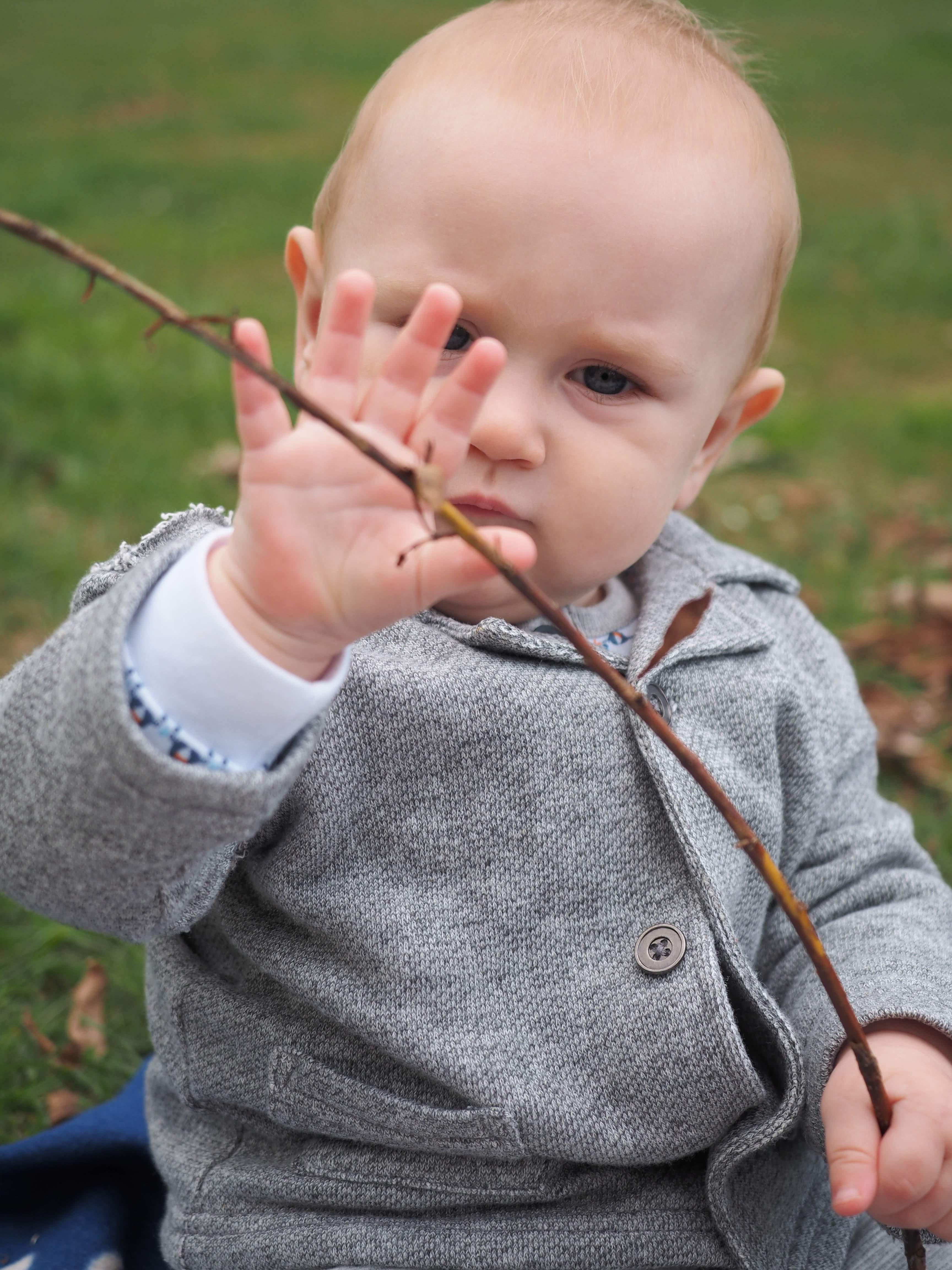Nature Education At Happy Kids Budapest: Why Do We Let Children Play With Sticks