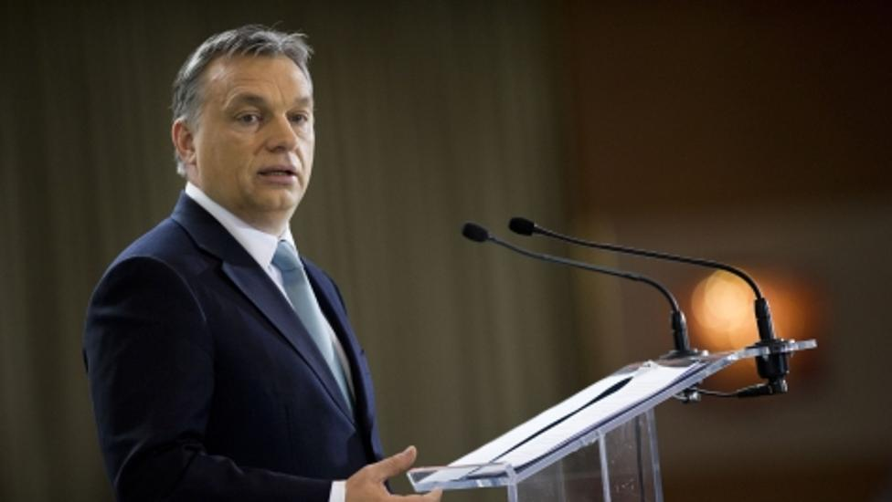 Hungary's PM On Protecting European Values In Interview To German Weekly