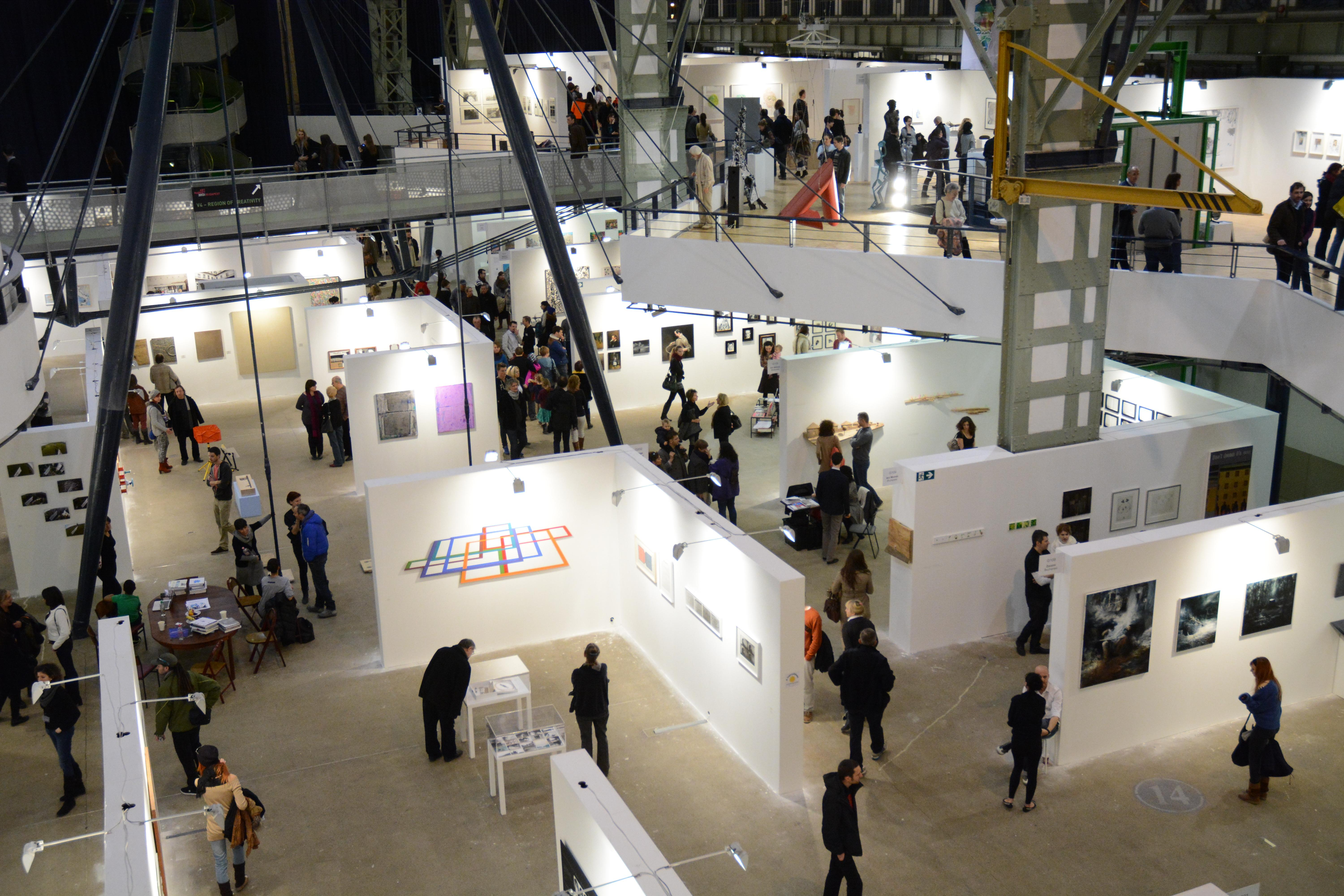 Art Market Budapest, Millenáris, Now On Until  11 October