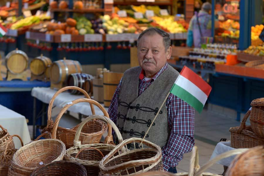 See What Happened @ Hungarian Days In The Central Market Hall Budapest