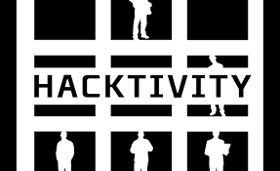 It's Hacktivity In Budapest In A Few Days' Time