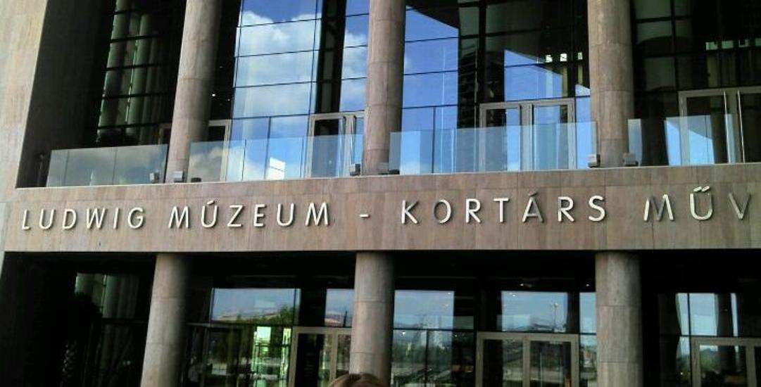 Official: Ludwig Museum Not Moving To Budapest City Park