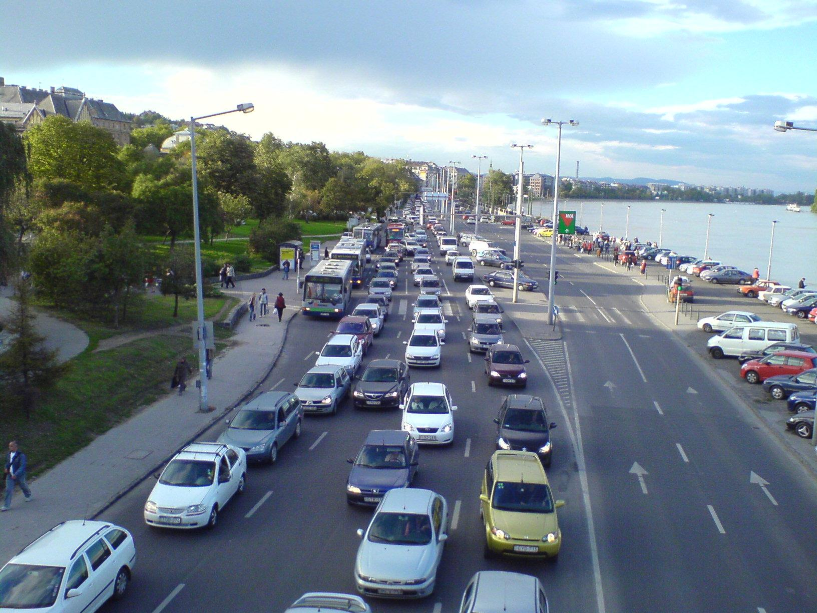 Congestion Fee Budapest Zone Proposed
