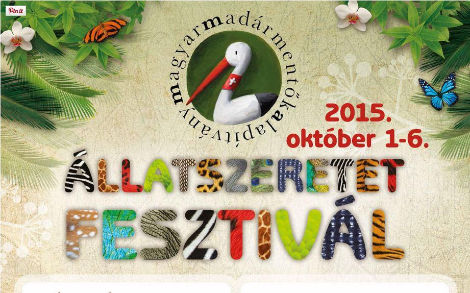 'Love Of Animals Festival', Budapest Zoo, 1-6 October