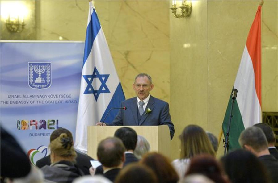 Israel Recognises Hungarians Helping Jews During Holocaust