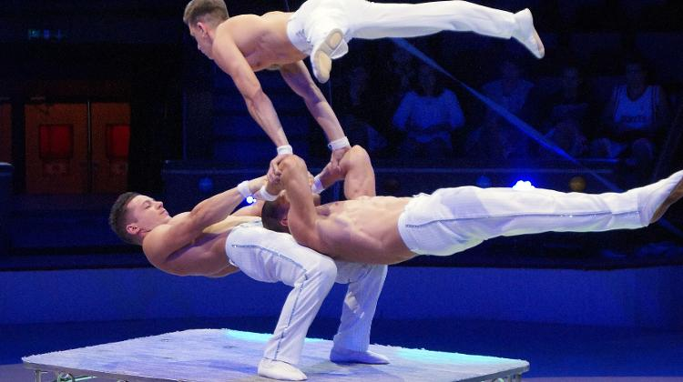 'Balance', Budapest Circus, On From 3 October