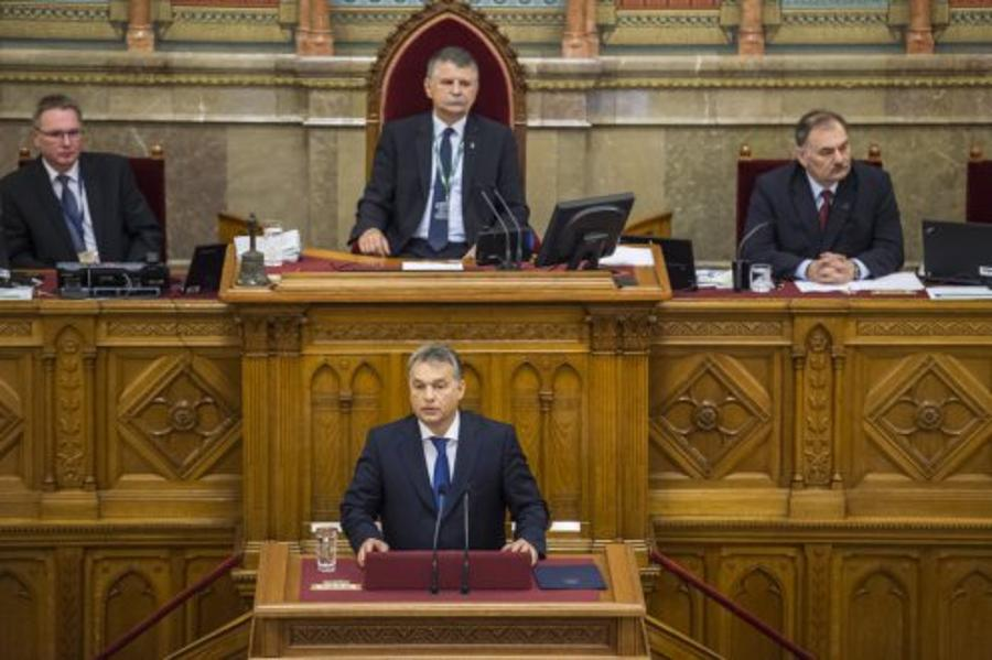 Hungary's PM: Attack On Paris Attack On Europe
