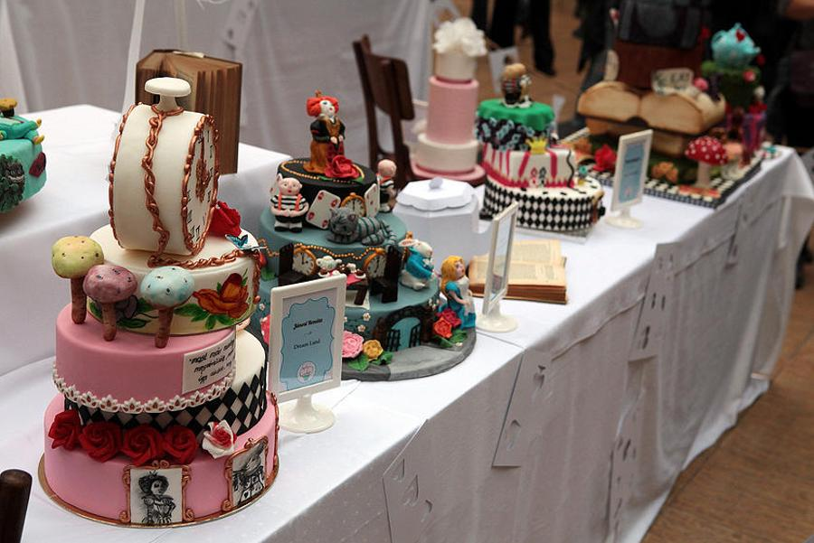 Cake & Pastry Festival In Budapest, This Weekend