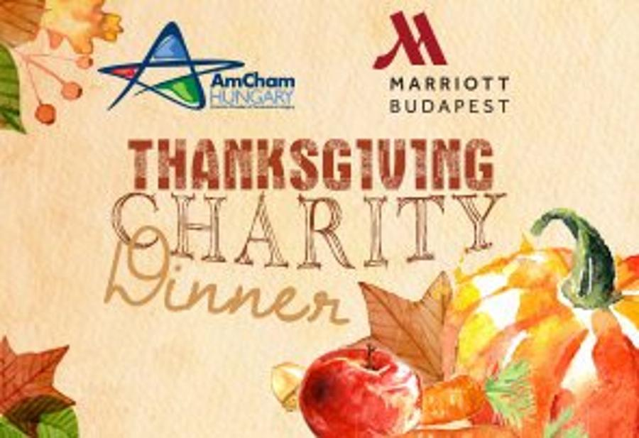 AmCham-Marriott Charity Thanksgiving Dinner 2015, 24 November