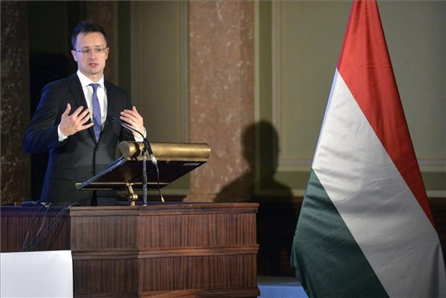 Szijjártó: Hungary Opened Up To South At Right Time