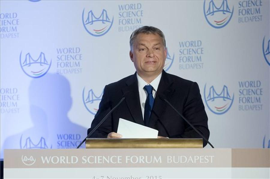 "Hungary's PM: Europe In Midst Of ""Mass Invasion,"" Of Which Not Fully Aware"