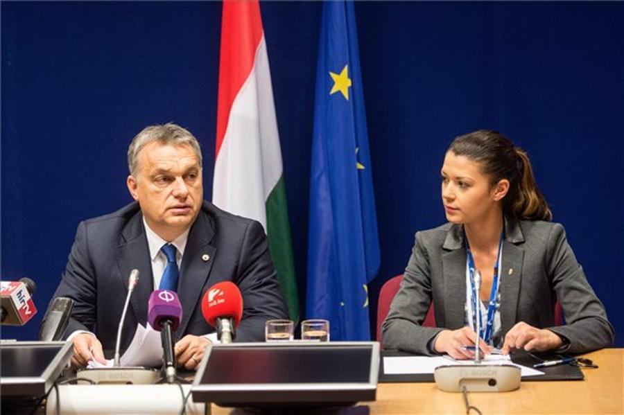 Hungary's PM Orbán: EU In Need Of Success
