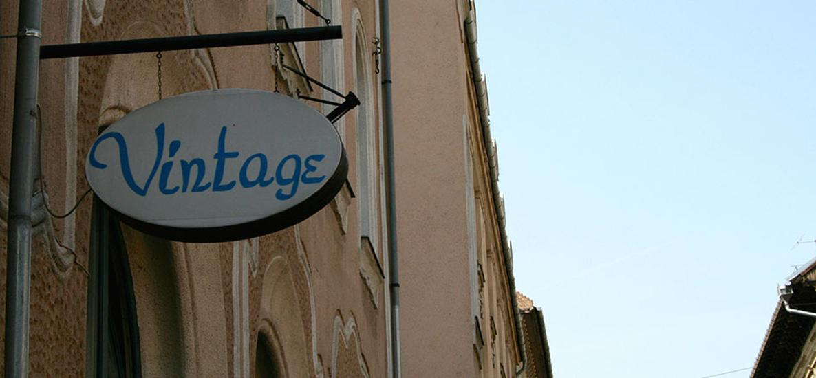 Vintage Clothing Tour In Budapest