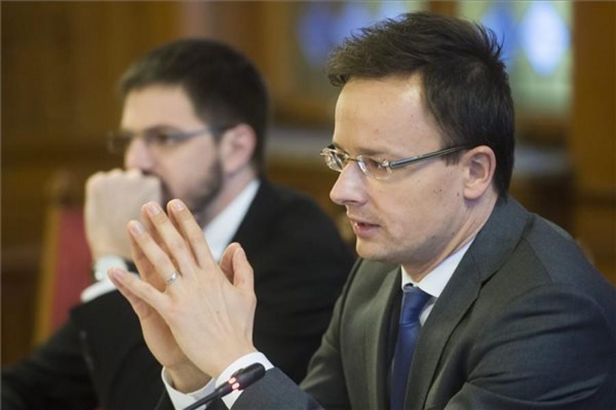 Hungary's Foreign Minister: Foreign Policy Boosts Economic Competitiveness