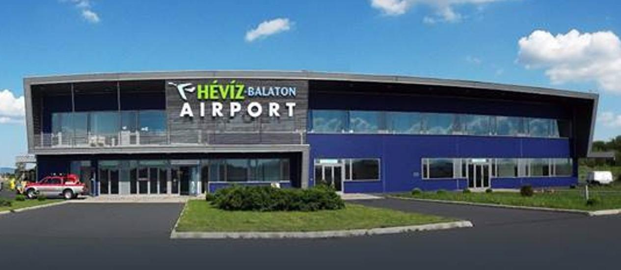 Airport At Lake Balaton, Hungary To Be Renovated For HUF 5bn