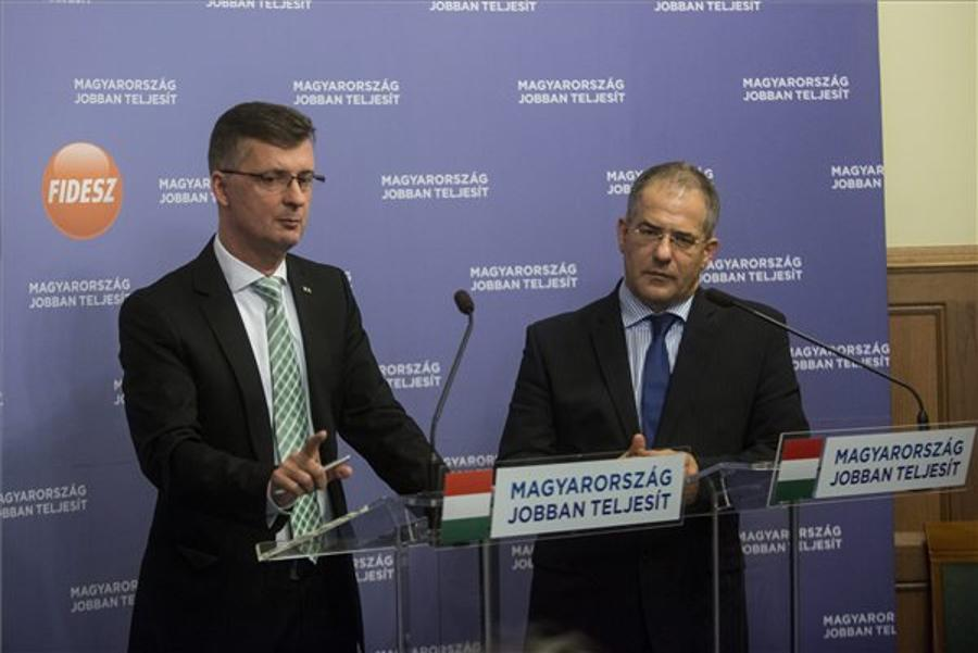 New Hungarian Fidesz Deputy Chairman Aims To Mobilise Youth