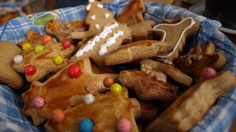 Recipe Of The Week: Christmas Gingerbreads