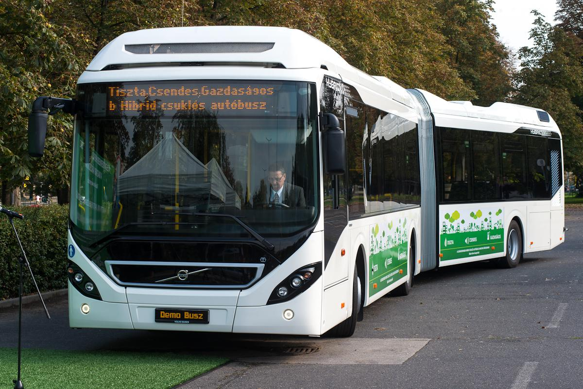 Govt To Finance Electric Buses For Budapest