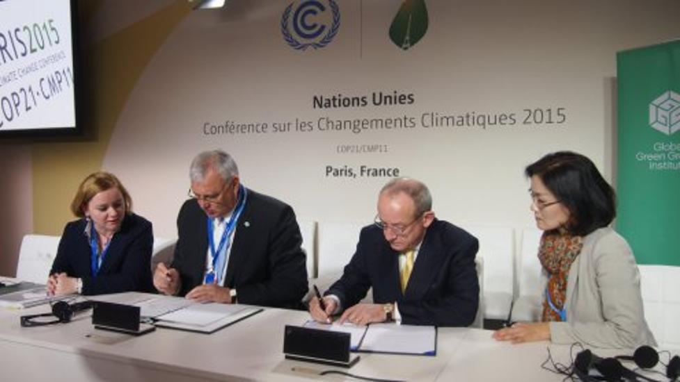 Climate Summit In Paris: Hungary Has Joined The Global Green Growth Institute