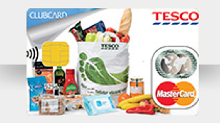 Tesco Hungary Issuing Instant Credit Cards