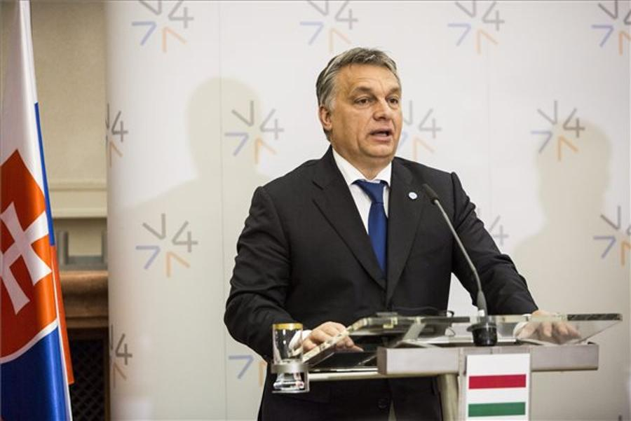 Orbán: Hungary Concerned Over Minority Rights Of Hungarians In Romania