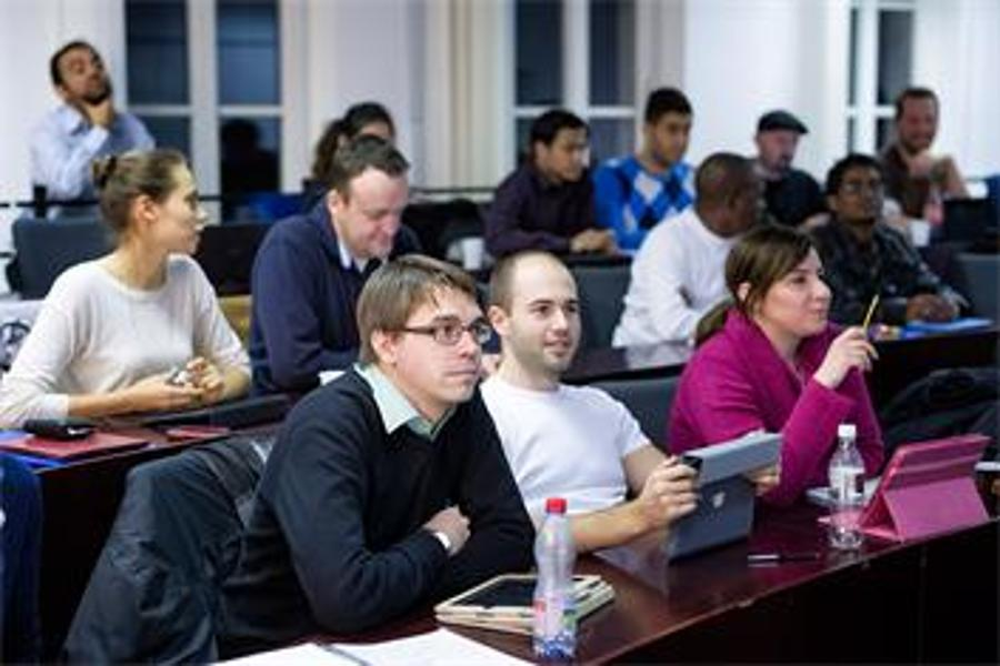 CEU Business School: Info Session In Budapest, 14 January